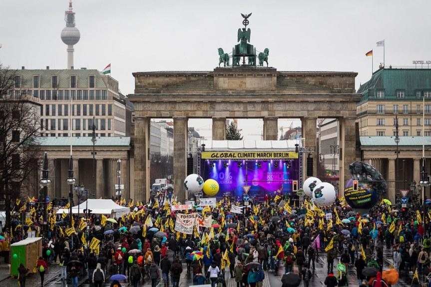 INCIATIVAS EUROPEAS POR EL CLIMA.Petición ante elBundestag.