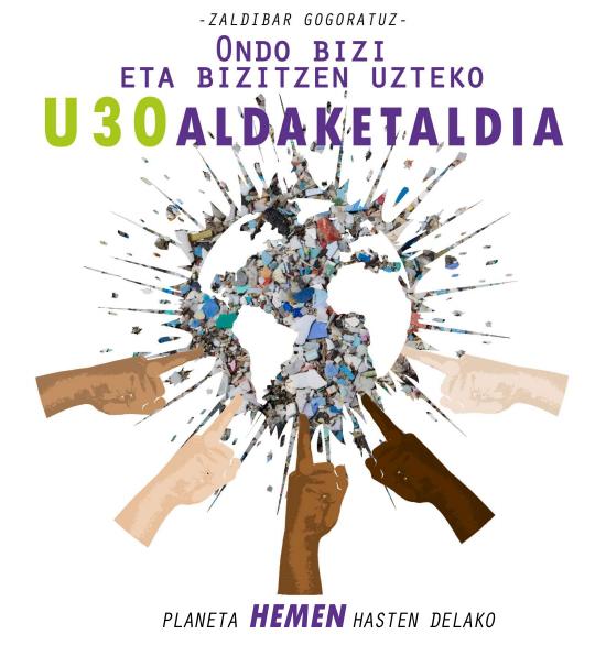 ¡Únete a U30Aldaketaldia!