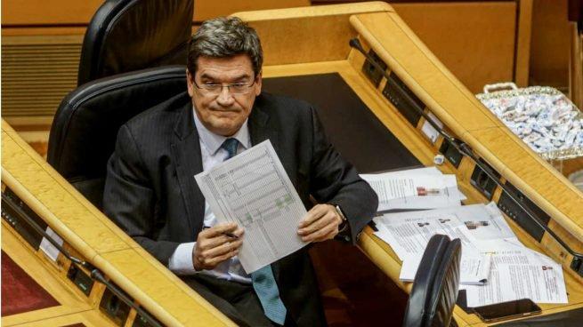 La reforma de las pensiones del ministroEscrivá.